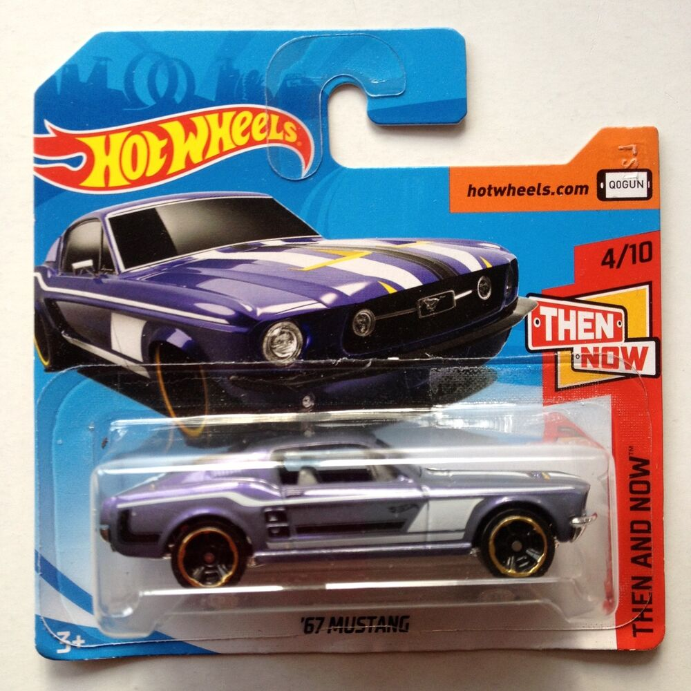 Details about hot wheels 1967 ford mustang