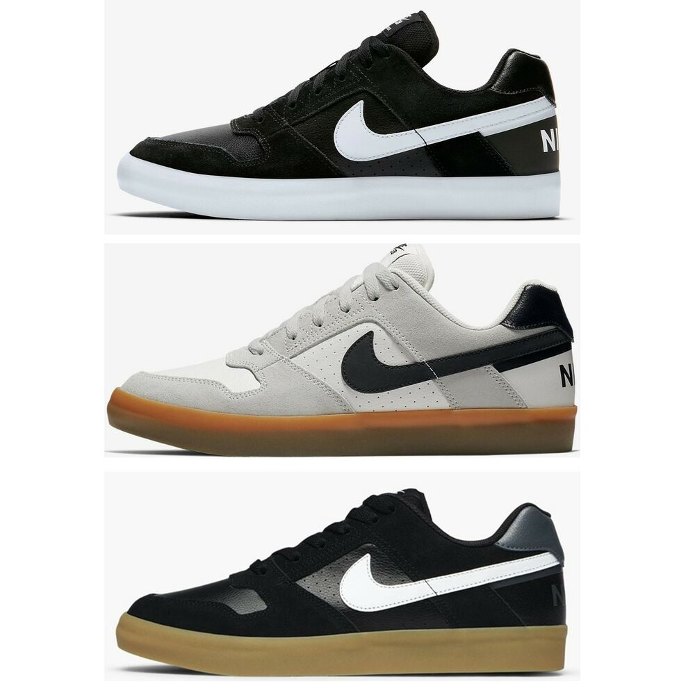 official photos 3834c 95537 Details about Nike SB Delta Force Vulc Sports Skateboarding Shoes Sneakers  Trainers