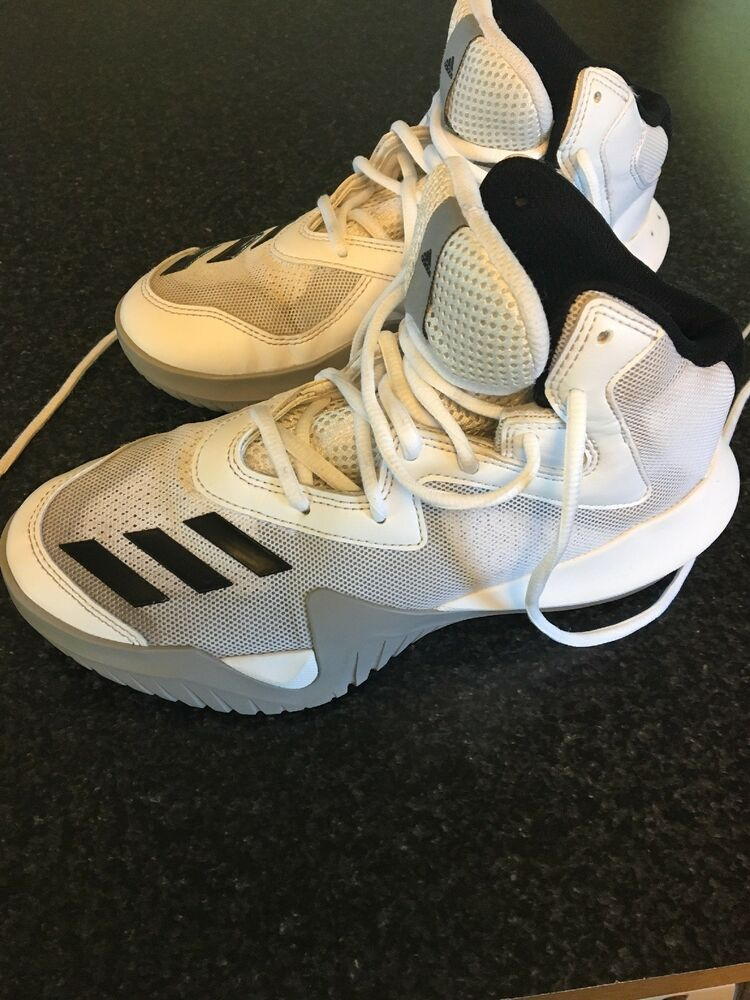 338135332 Details about Adidas Mens Size 5 APE 779001 Adiprene High Top Shoes