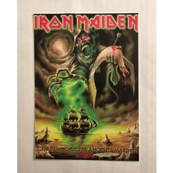Iron Maiden Sticker - The Rime Of The Ancient Mariner