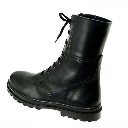 img-Russian Military Army Standard Soldier Leather Boots