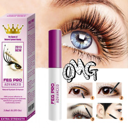 131e14f837a Original 3ml feg rapid growth eye lash enhancer eyelash serum liquid natural  hot