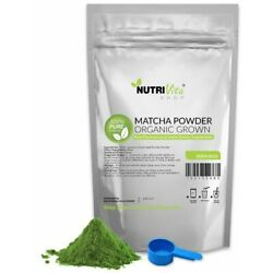 Kyпить 100% Pure Matcha Green Tea Powder Organically Grown Japanese nonGMO Vegan Japan  на еВаy.соm