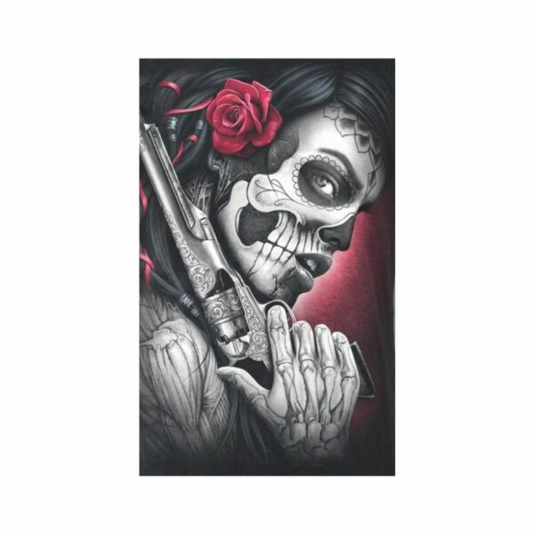 Skull DIY 5D Full Drill Diamond Painting Embroidery Cross Stitch Kit