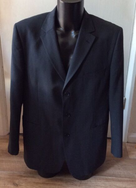 M&S tailoring jacket charcoal 44