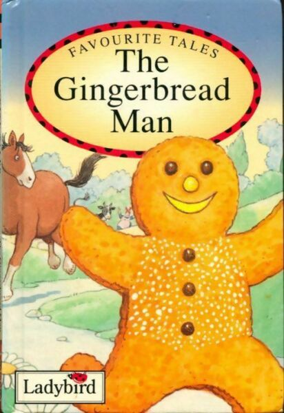 The gingerbread man - Collectif - Livre - 131304 - 2450326