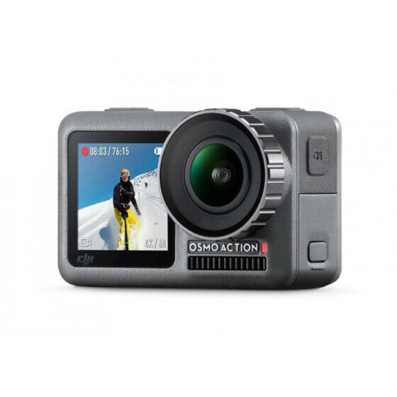 Dji Osmo Action + Charging Kit in Omaggio - Action cam