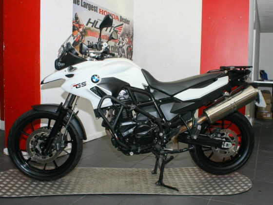 2015, '64 BMW F700GS ABS. Engine Bars, Heated Grips, DataTag. ONLY £4,895!