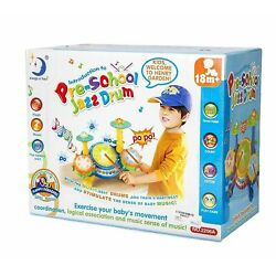 Kyпить Educational Toys For 2 Year Old Baby Kids Toddlers Boy Girl Learning Drum Set  на еВаy.соm