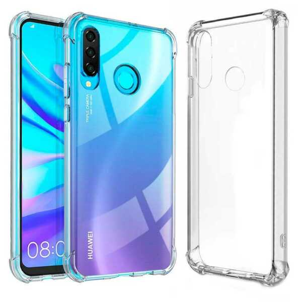 Coque TPU Gomme Protection Antichoc Shockproof Bumper pour Huawei P30 Lite