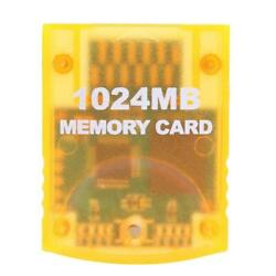 Kyпить 1024MB Memory Card for the Nintendo Gamecube Wii на еВаy.соm