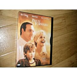 Pay It Forward (DVD, 2001)SNAP CASE*BRAND NEW**SEALED!  BUY IT NOW!!