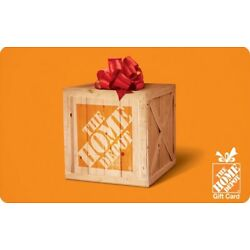 Kyпить The Home Depot eGift Card - $25, $50, $100 or $200 - Email delivery  на еВаy.соm