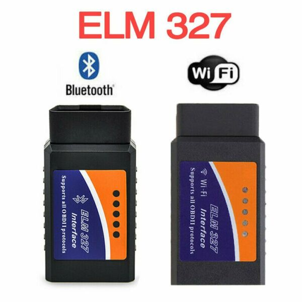 Interface Diagnostic Multimarque ELM327 USB BLUETOOTH WIFI PRO OBD2  IOS Android