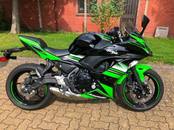 For Sale: Kawasaki Ninja 650 • The Bike Market