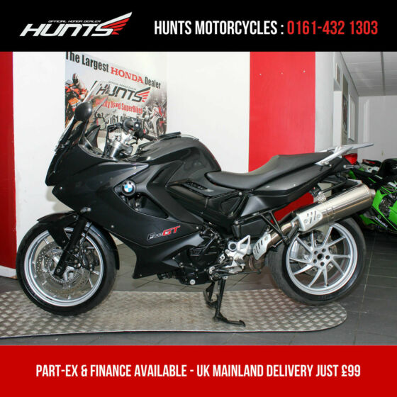 For Sale: BMW F800GT • The Bike Market