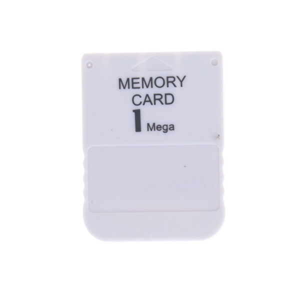 1MB Memory Card For Playstation1 PS1 Video Game Accessories  NuovoW