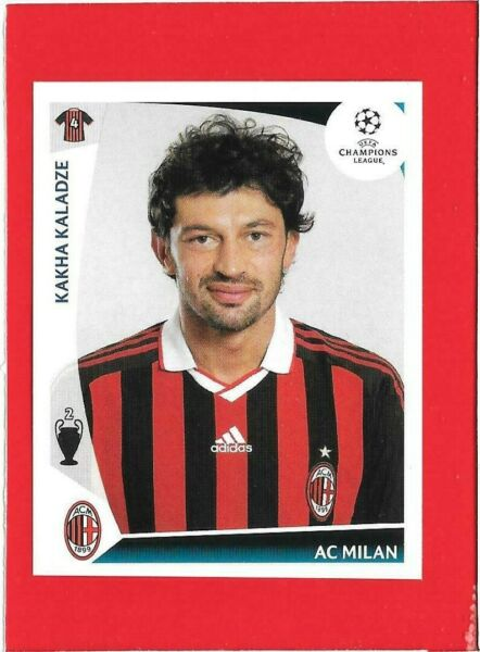 Set UFFICIALE Nome A.C.Milan KALADZE stagione 04//07 AWAY