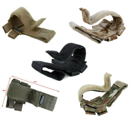 img-TMC3263 Kydex Fixed Belt Tactical Bandage Gun Catch MOLLE Holding Strap Band