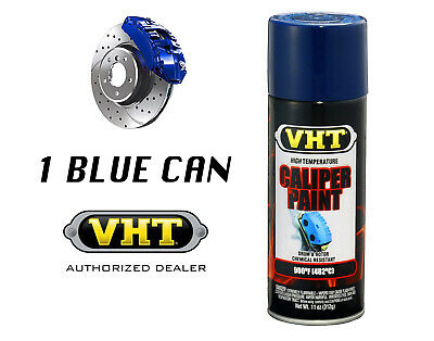 VHT SP732 High Temp Brake Caliper Drum Blue Spray Paint Auto Car Truck 11oz