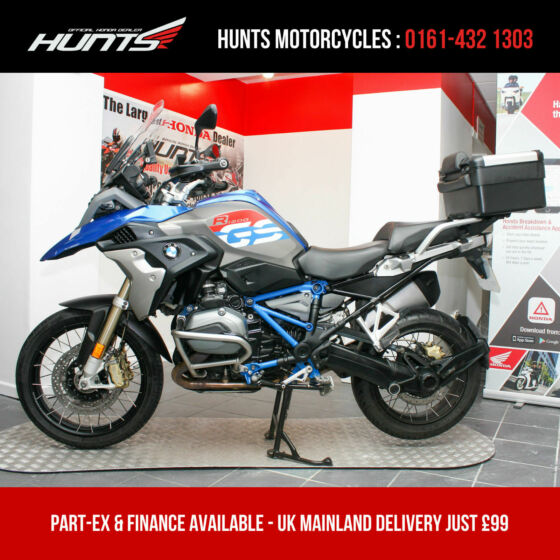 2017 '17 BMW R1200GS Rallye Sport ABS. 1 Owner. See Ad For Full Spec. £10,795