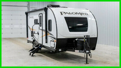 New 2019 Forest River Palomino Palomini 177BH Bunkhouse Camper RV Travel Trailer