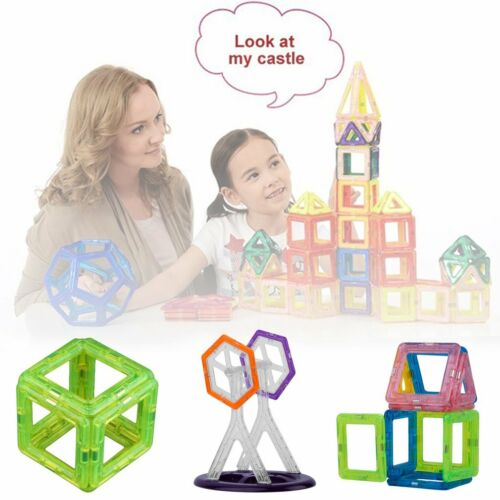 58PCS Magformers Magnetic Construction Building Toys Educational NEW