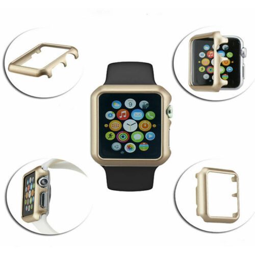 For Apple Watch iwatch PC Protective Guard Bumper Hard Cover Case 38mm 42mm