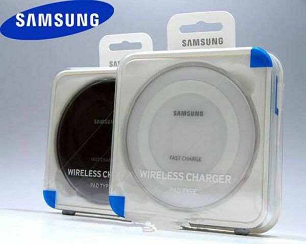 CARICABATTERIE SAMSUNG WIRELESS FAST CHARGER EP-PN920BBE BIANCO