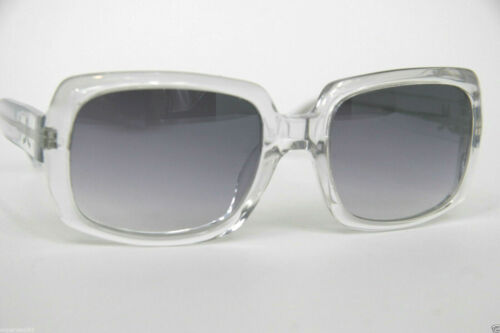 WESC Sunglasses  Cougar in Crystal  WESC   MSRP $190  Sunglasses WESC