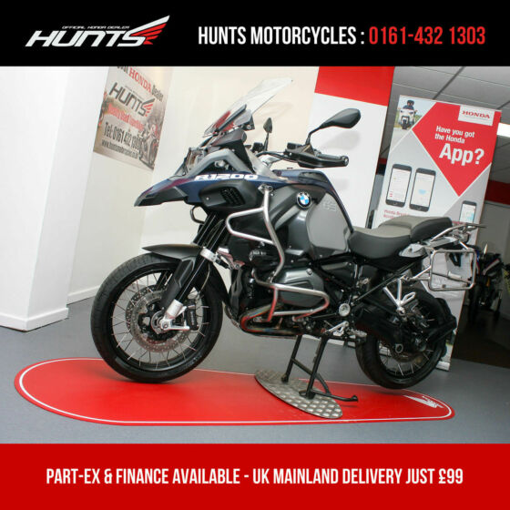 2015 '65 BMW R1200GS Adventure T ABS. 1 Owner. Please See Ad For Spec. £9,995