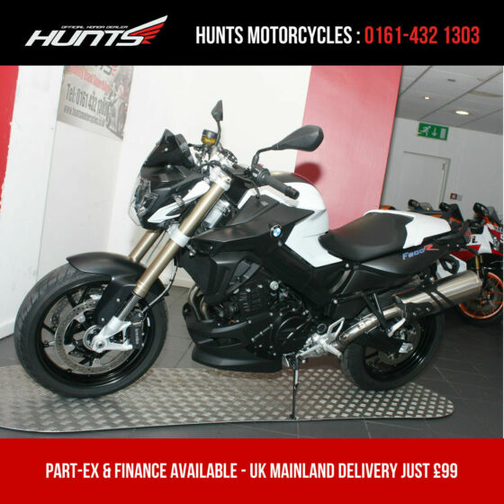 2015 '65 BMW F800R Sport ABS. ESA, Heated Grips. Lovely Bike. Only £5,395