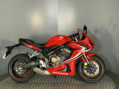 Honda CBR 650 R RA-K 2019 with only 1574 miles