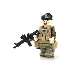 Kyпить Air Force Security Forces Airman Minifigure made with real LEGO® minifig на еВаy.соm