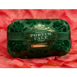 PORTUS CALE Winter Garden Holiday Luxury Soap 10.5 Oz Made In Portugal