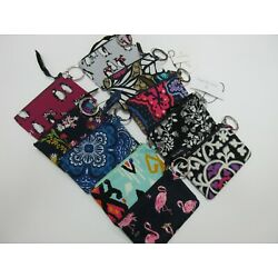 Kyпить Vera Bradley Zip ID Case With Keychain In A Variety Of Prints New With Tag на еВаy.соm
