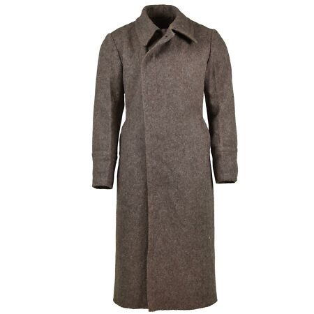 img-SOVIET USSR RUSSIAN OVERCOAT MILITARY ARMY OFFICER WOOL HEAVY WINTER SHINEL NEW
