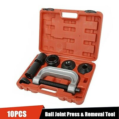 Heavy Duty Ball Joint Press & U Joint Removal Tool Kits w/ 4x4 Adapters