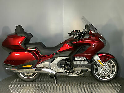New Honda GL 1800 Goldwing 2018 0 miles, One owner, never used