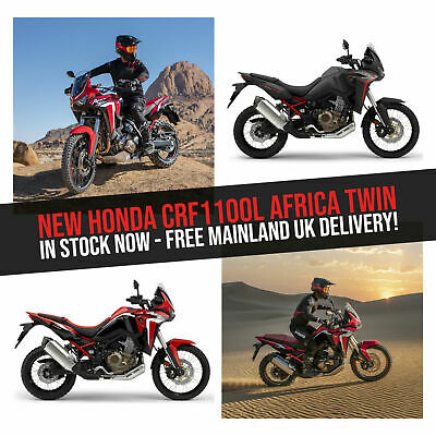 IN STOCK NOW: NEW 2020 Honda CRF1100L Africa Twin (Manual). £13,049 On The Road