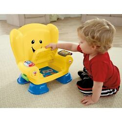 Smart Stages Chair Laugh and Learn Baby Toddler Educational Seat Toy Yellow Gift
