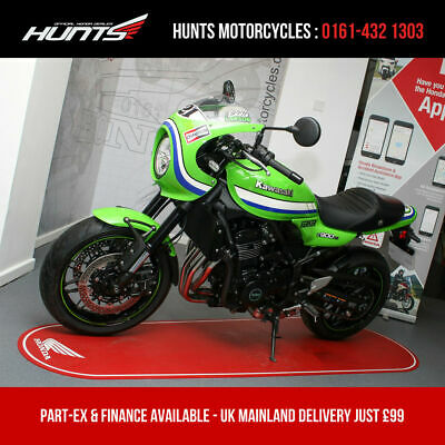 2019 Kawasaki Z900RS Cafe Racer. 1 Owner. Only 2,032 Miles. Warranty. £7,995