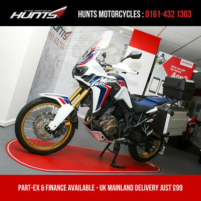 2017 '17 Honda CRF1000L Africa Twin. 1 Owner. 470 Miles. Full Luggage. £8,495
