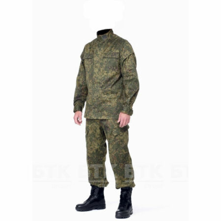 img-VKBO Russian Digital Flora Camo BDU Suit Current Military