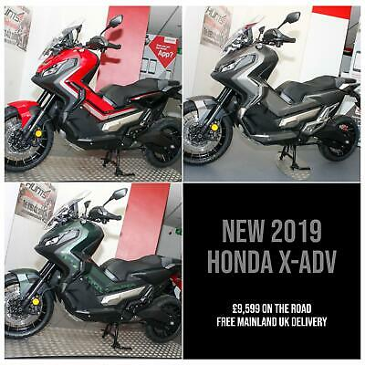 BRAND NEW 2019 Honda X-ADV. Choice of Colour. £9,599 On The Road