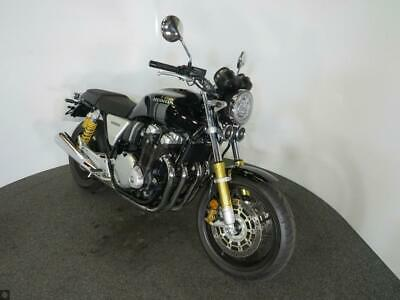Honda CB 1100 RS 2017 with only 1365 miles