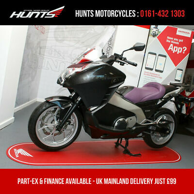 2012 '12 Honda NC700 Integra Scooter. ABS. Only 5,456 Miles. Great Value £3,995