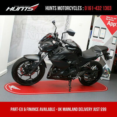 2017 '67 Kawasaki Z300 ABS. 1 Owner. Only 4,488 Miles. A2 Legal Naked. £3,195