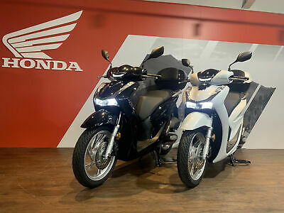 The All New Honda SH 125 2020 Scooter - In Stock at Craigs Honda