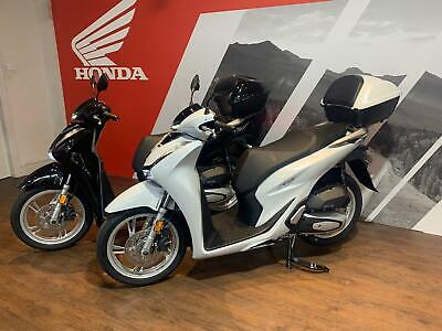 BRAND NEW Honda SH125 2020 - Be The First To Get Yours At Craig's Honda